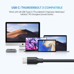 Câble USB-C vers Micro B mâle 1 mètre